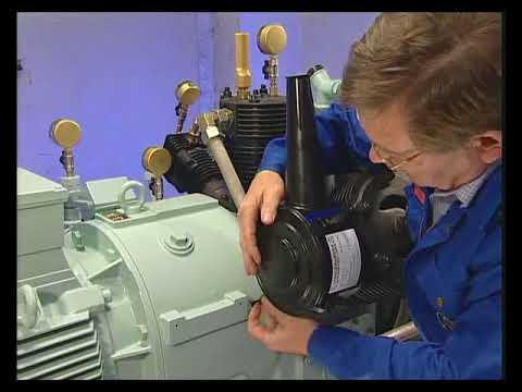 marine Air Compressor overhaul