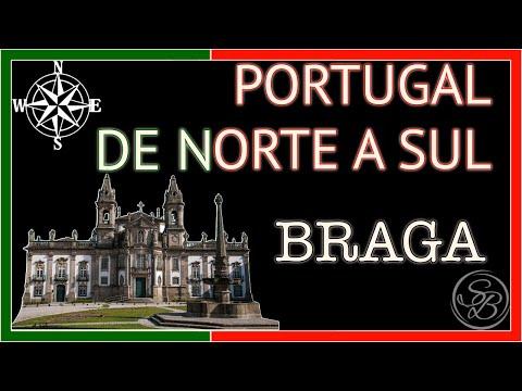 Onde Morar Em Portugal??? Conheça Braga