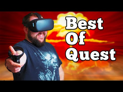 The Best Oculus Quest Games | THE ULTIMATE LIST