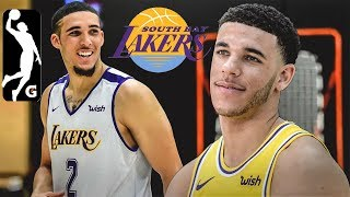 LiAngelo Ball TO SIGN WITH A G LEAGUE TEAM!