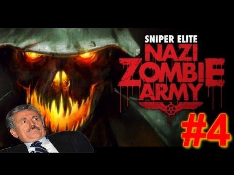 KSIOlajidebt Plays | Sniper Elite: Nazi Zombie Army #4