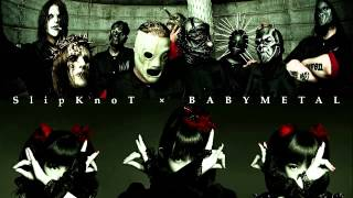 Psychosocial(SlipKnoT)+Catch me if you can(BABYMETAL) MOA &YU...
