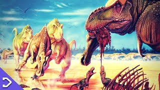 The TRUTH About The T Rex - Predator or Scavenger?