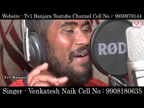BANJARA VIDEO SUPER HIT DJ SONG BY SINGER VENKATESH // TV1 BANJARA