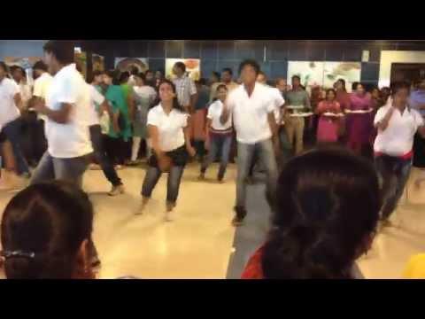 HCL Technologies Flash Mob 2013 Chennai