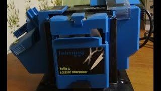 видео Станки для заточки сверл