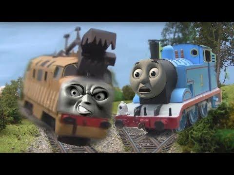 Thomas and the Magic Railroad: CHASE Remake! OO/HO