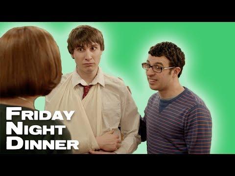 The Broken Arm Ploy | Friday Night Dinner