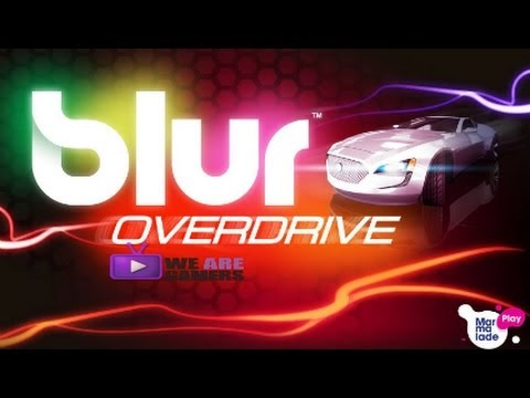 Blur: Overdrive Para Android
