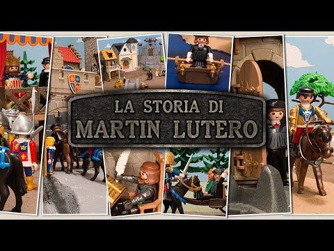 La Storia di Martin Lutero