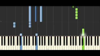 Charlie Puth - Marvin Gaye ft. Meghan Trainor - EASY Piano Tutorial By MDVEVO