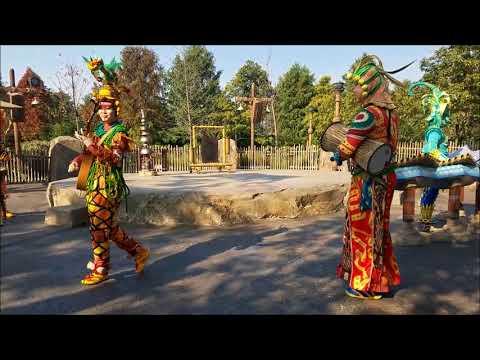 Songs of the Arbori - Shanghai Disneyland - Shanghai Disney Resort