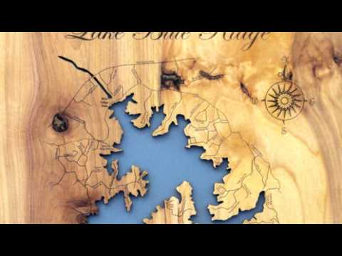 Wooden Lake Maps