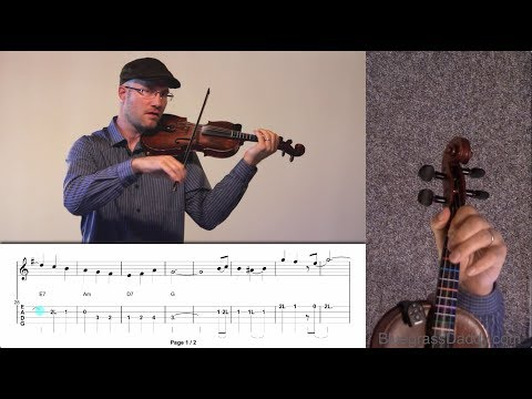 Over the Waves (Sobre las Olas) - Fiddle Lesson