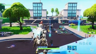 How To Get To The Spawn Island & Keep Phone In Fortnite Season 9 Creative Mode