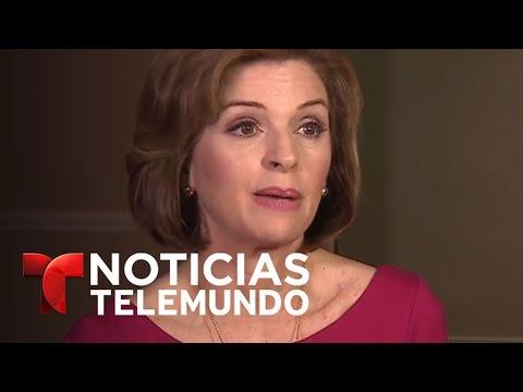El día a día de Helen Aguirre en la Casa Blanca | Noticiero | Noticias Telemundo