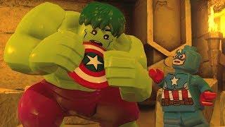LEGO Marvel Super Heroes 2 Walkthrough Part 17 - I Sphinx We Have a Problem