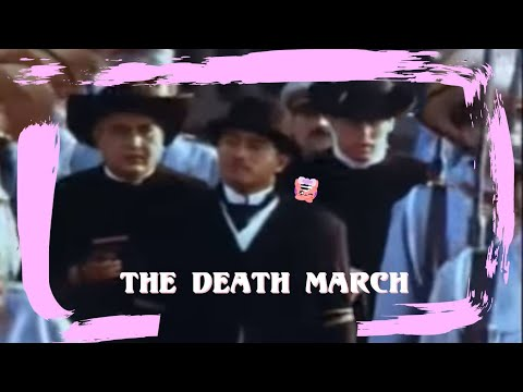 DEATH MARCH TO BAGUMBAYAN