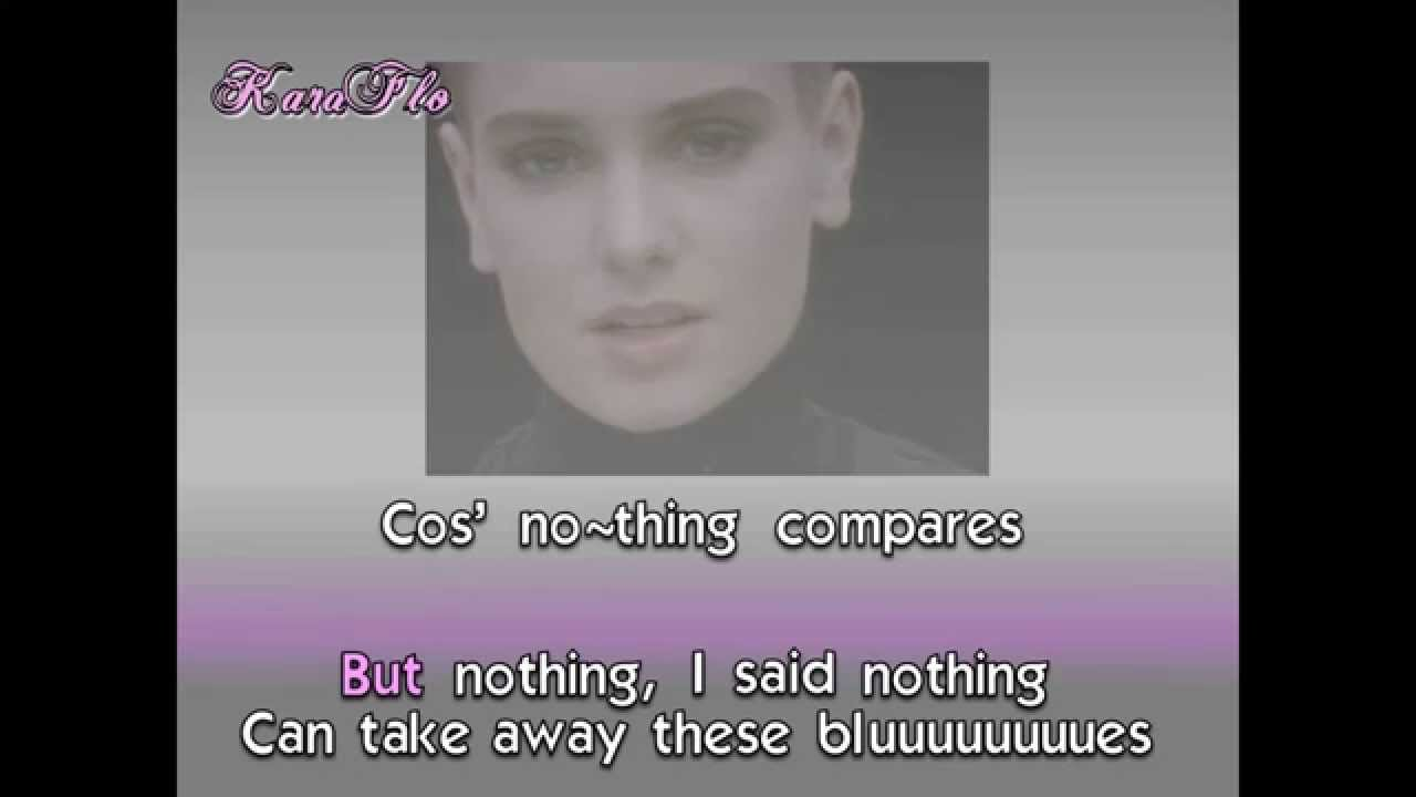 download gratis mp3 sinead oconnor nothing compares to you