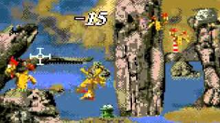 GBC ► Moorhen 3 ► The Chicken Chase!