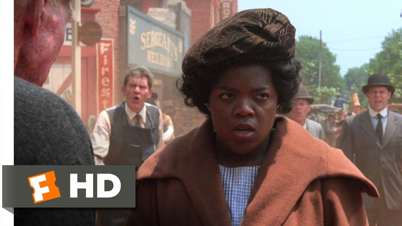 The Color Purple (3/6) Movie CLIP