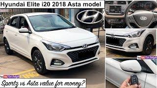 Elite i20 2018 Asta Model Interior,Exterior,Features Review   New 2018 Elite i20 Asta