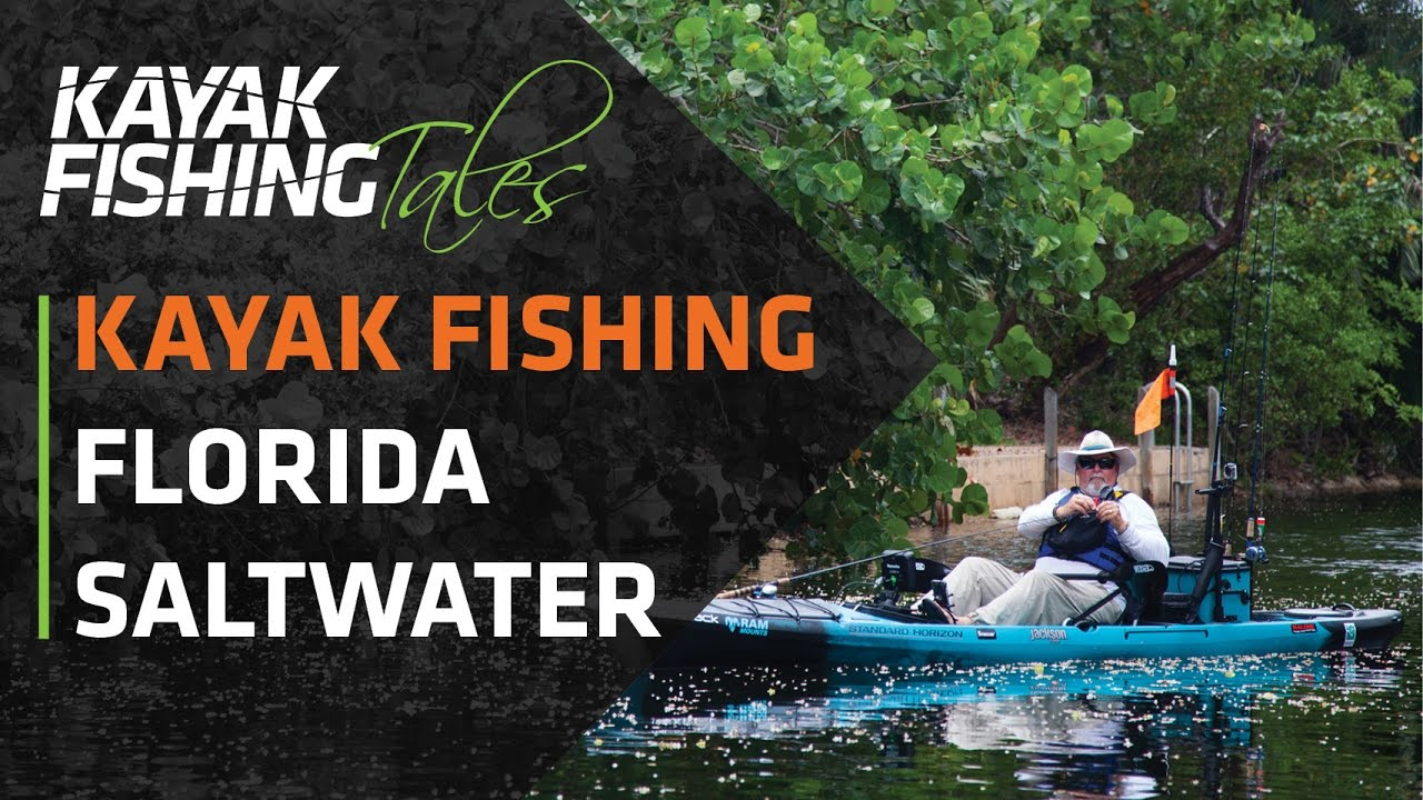 Kayak fishing florida saltwater with jim sammons youtube for Kayak fishing florida