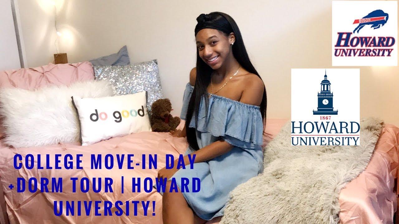 Howard University Dorm Tour