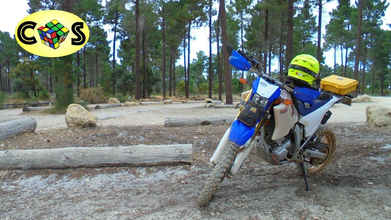 Deep Sand Dual Sports: On a WR250R, DR650 and R1100GS by chroniclesofsolid