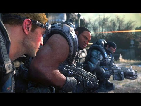 Gears of War: Ultimate Edition - Pelicula completa en Español [1080p]