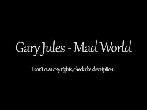 Gary Jules - Mad World Instrumental (1 Hour)
