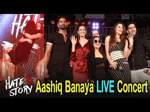 hate-story-4-music-concert-with-urvashi-rautela,-ihaana-dhillon,-armaan-malik-|-bollywood-events