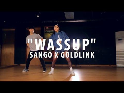 Sango X Goldlink - Wassup|Choreography by H-1 레츠댄스 LETZDANCE