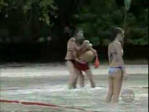 Survivor Micronesia: Erik Attacks Amanda & Eliza