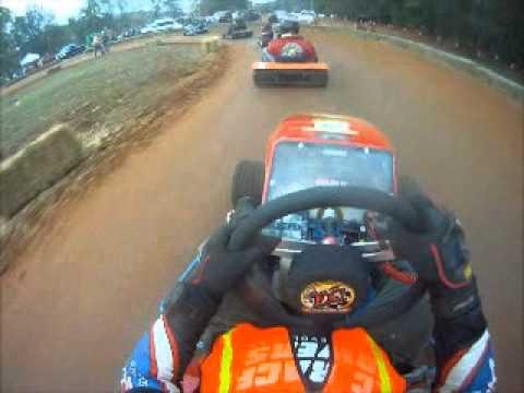 Go Pro Super Modified Twin Heat Race