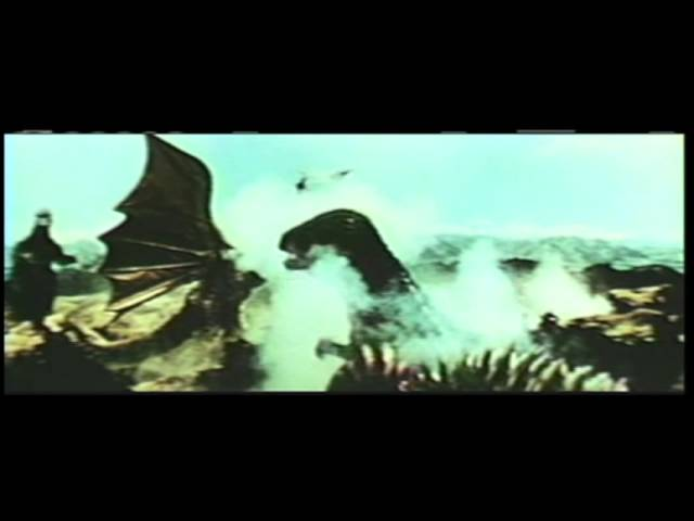 Destroy All Monsters (1968) - French Trailer