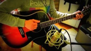 Epiphone AJ-220SCE - I'm selling my old acoustic guitar ♫