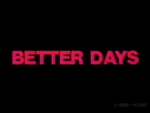 Free Juice wrld   Xxxtentacion Type Beat   better days (Prod. YoungTaylor x Xtravulous)