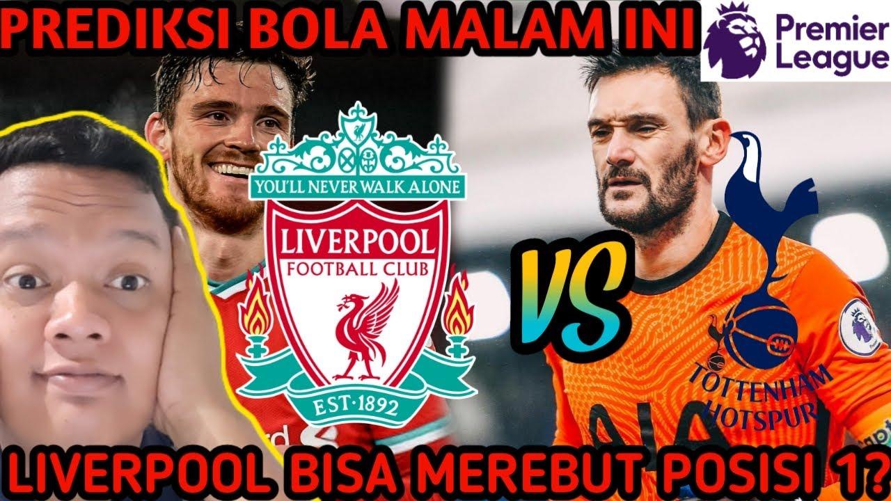 Prediksi Bola Malam Ini Parlay 16 17 Desember 2020 Liverpool Vs Tottenham Liga Inggris 2020 21 Youtube