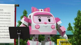 Робокар - мультики про машинки - Жизнь в городке (HD) - Серия 48