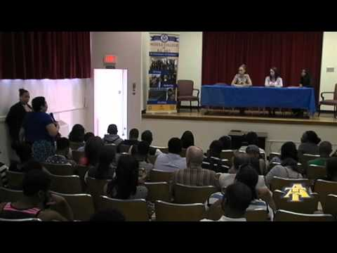 2014 NC A&T Gibbs Lecture Series: Martin Luther King