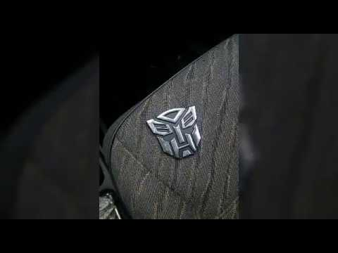 Трансформеры. Логотип Автоботов. Заказ из Китая.