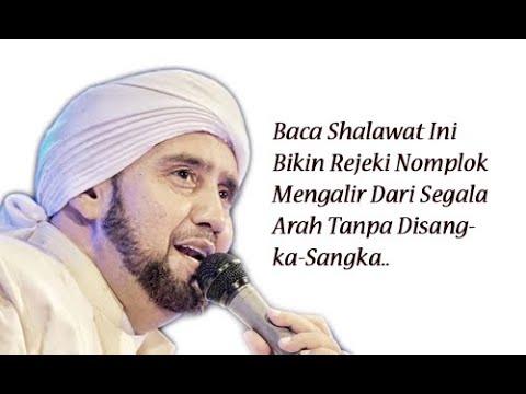 Sholawat Penarik Rejeki Melimpah Ijazah Habib Alwi Assegaf