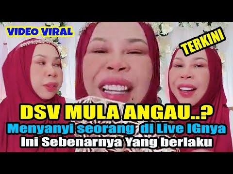Download DSV MULA ANGAU..?? Menyanyi Sorang-sorang di Live IGnya malam Tadi