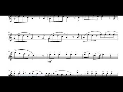 jingle bells violin sheet music