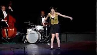 Michelle Dorrance tap dance performance reel