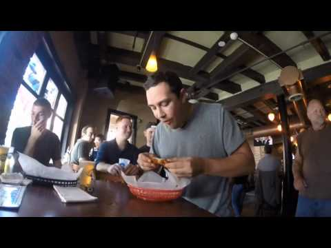 Hot Wing Challenge at Coogan's Boston