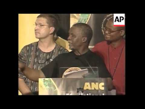 Mbeki speaks at opening of ANC national conference