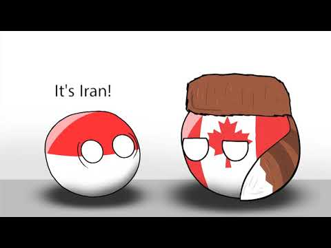 REUPLOAD Countryballs Animated #11   Meet the Stans