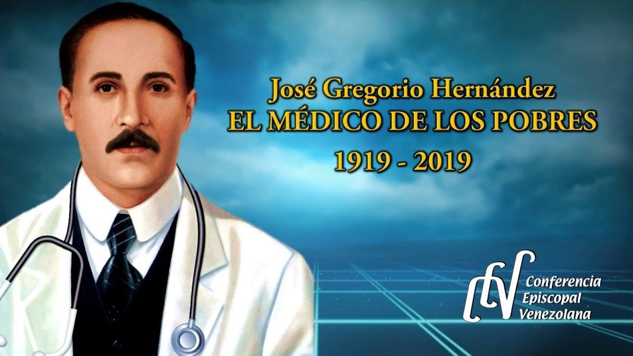 Centenario De La Muerte Del Dr Jose Gregorio Hernandez Youtube